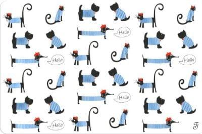 Ferribiella για γατες σουπλα για σκυλους Hello Dogs & Cats