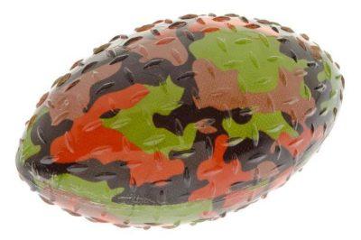 Ferribiella Fuxtreme Rugby Ball TPR ανθεκτικα παιχνιδια για σκυλους
