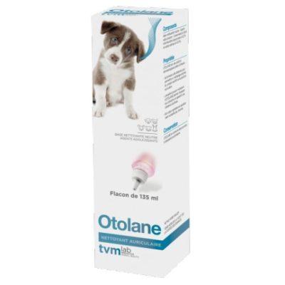 ΤοOtolane καθαριστικο διαλυμα αυτιων σκυλου - αυτιων γατας