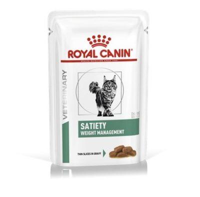 Royal Canin Satiety κλινικη διαιτα υγρη τροφη γατας για χασιμο η διατηρηση βαρους