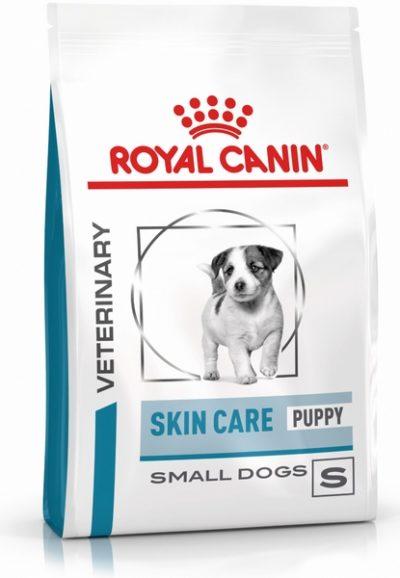 Κλινικη διαιτα Royal Canin Skin Care Puppy small φροντιδα του δερματος