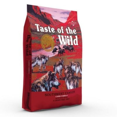 Taste of the Wild Southwest Canyon Grain Free τροφες για σκυλους με αγριοχοιρο