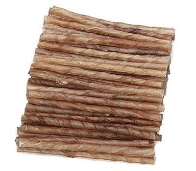 ΤαFlamingo Twisted sticks μασωμενα κοκκαλα σκυλου