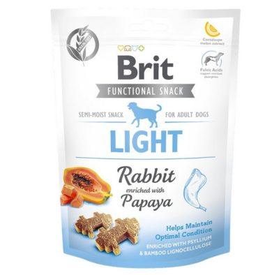Brit Care Light λιχουδια σκυλου σνακ για συντηρηση βαρους
