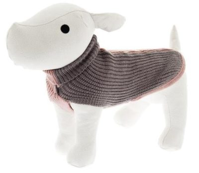 Ferribiella bi color πουλοβερ για σκυλους