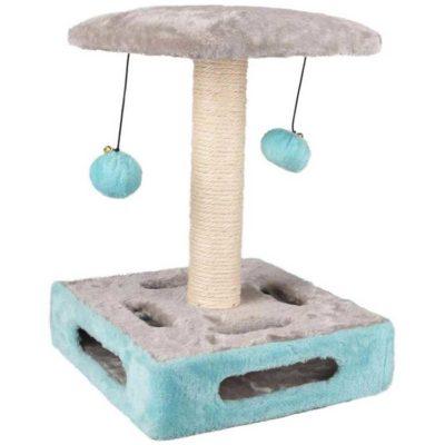 ΤοFlamingo Tree Kya ονυχοδρομιο γατας με παιχνιδια