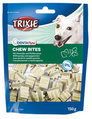 ΤαΣνακ για δοντια σκυλων Trixie Chew Bites Denta Fun