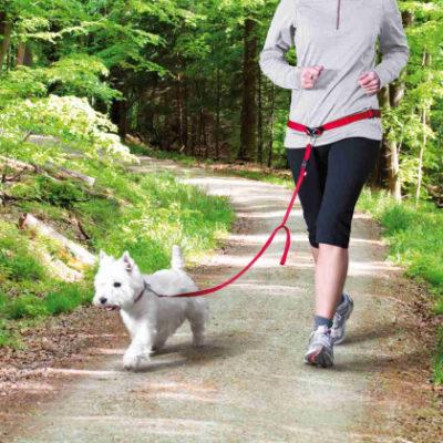 Trixie λουρι για σκυλους ζωνη για τζοκινγκ (τρεξιμο)