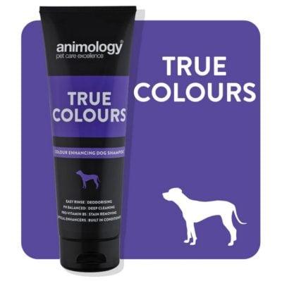 Animology True Colours σαμπουαν σκυλων λαμψη τριχωματος