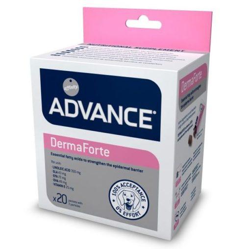 Snack Advance Derma Forte υποαλλεργικες λιχουδιες σκυλου δερματικα προβληματα