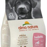 Almo Nature προσφορα Puppy M-L τροφη κουταβιου μεσαιας φυλης με κοτοπουλο και ρυζι 2+1