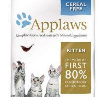 ξηρα τροφη Applaws kitten για γατακια Grain Free χωρις δημητριακα