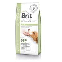 Brit Diabetes Veterinary κλινικες διαιτες για σκυλους Grain Free για ρυθμιση διαβητη