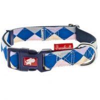 Ferribiella Blue Color πολυχρωμο λουρακι για σκυλους