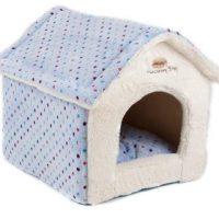 ΟιFerribiella μεγαλες φωλιες κρεβατια για γατα Soft House για σκυλο