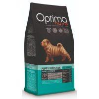 Optimanova Puppy Digestive Grain Free τροφη κουταβιου με ευαισθητο στομαχι