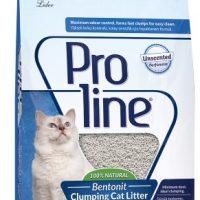 Proline Bentonite Natural αμμος μπεντονιτη γατας φυσικη