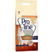 Proline Orange αμμος μπεντονιτη γατας με άρωμα πορτοκάλι