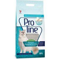Proline Bentonite Marseile Soap αμμος μπεντονιτη γατας με αρωμα σαπουνι Μασσαλιας
