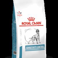 τροφή - κλινικη διαιτα σκυλων με δυσανεξια Royal Canin Sensitivity Control