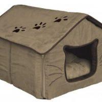 κρεβατι φωλια γατας σκυλου Trixie Hilla