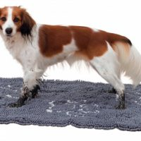 Trixie waterproof αδιαβροχο χαλι πατακι εισοδου για καθαρισμο ποδιων σκυλων